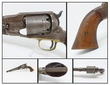 CIVIL WAR Antique Remington New Model ARMY Revolver .44 Caliber 1860s A Hefty New Model Army by Remington! - 1 of 15
