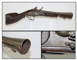 Antique Ornate MEDITERRANEAN Flintlock BLUNDERBUSS Naval Pirate Dragon Used by Navies & Pirates for Boarding and Repelling!