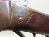 SCARCE Antique U.S. SPRINGFIELD-SHARPS Model 1870 Military TRIALS Rifle RARE 1 of 300 Model 1870 2nd Type Military Trials Rifle! - 17 of 21