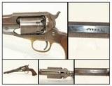 SCARCE Antique REMINGTON NAVY Revolver Circa 1863 CIVIL WAR .36 Caliber Remington New Model Navy .36 Caliber Revolver