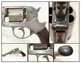 CIVIL WAR Antique STARR Model 1858 ARMY Revolver U.S. Contract Double Action Cavalry Revolver