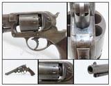 CIVIL WAR Cavalry Antique STARR ARMS Model 1858 Army .44 Revolver Union Horse Soldier Sidearm!