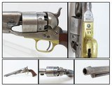 INDIAN WARS Re-Armored COLT M1860 ARMY .44 Caliber REVOLVER Six-Shooter CIVIL WAR Colt Re-Built for the WESTERN FRONTIER!