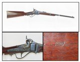 Antique CIVIL WAR SHARPS New Model 1859 Breech Loading CONVERSION CARBINE Converted Post-War to Smoothbore 20 Gauge Shotgun! - 1 of 19