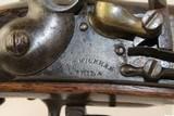WICKHAM Model 1816 FLINTLOCK Musket c. 1822-1837 Original US Flintlock by Famous Contractor - 8 of 15