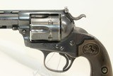 HOTRODDED .357 1902 COLT Bisley SINGLE ACTION ARMY Converted to .357 Magnum & Improved Sights! - 23 of 25