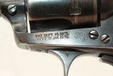 HOTRODDED .357 1902 COLT Bisley SINGLE ACTION ARMY Converted to .357 Magnum & Improved Sights! - 25 of 25