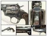 HOTRODDED .357 1902 COLT Bisley SINGLE ACTION ARMY Converted to .357 Magnum & Improved Sights! - 1 of 25