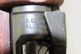 WORLD WAR II US STANDARD PRODUCTS M1 Carbine .30 Caliber Light Rifle WW2 1943 Dated Underwood Barrel for World War 2 - 17 of 24