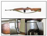 WORLD WAR II US STANDARD PRODUCTS M1 Carbine .30 Caliber Light Rifle WW2 1943 Dated Underwood Barrel for World War 2