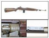c1943 WORLD WAR II Era U.S. IBM M1 Carbine .30 Caliber Light RifleBy the INTERNATION BUSINESS MACHINES of Poughkeepsie, NY