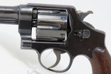1918 WWI U.S. Army SMITH & WESSON Model 1917 .45 ACP Revolver C&R GREAT WAR 2nd YEAR WWI Revolver to Supplement M1911 - 4 of 20