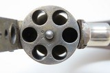 "CIVIL WAR Era Antique SMITH & WESSON No. 2 ""OLD ARMY"" .32 Rimfire Revolver Made During the Civil War Era Circa 1864 - 11 of 21"