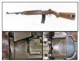 WORLD WAR II Era US UNDERWOOD M1 Carbine .30 Caliber Light TROOP Rifle C&R Manufactured by the UNDERWOOD TYPEWRITER CO. of NEW YORK CITY - 1 of 19