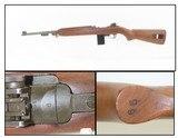 WORLD WAR II Era U.S. UNDERWOOD M1 Carbine .30 Caliber Light Rifle WW2 C&R By the UNDERWOOD TYPEWRITER CO. of NEW YORK CITY
