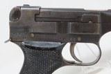 "WWII Imperial JAPANESE Nagoya KOKUBUNJI Type 94 Semi-Automatic C&R Pistol World War II Dated ""September 1943"" Jap Service Pistol - 19 of 20"
