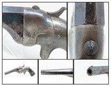 Antique CONNECTICUT ARMS & MFG. Co. HAMMOND Patent .41 Cal. BULLDOG Pistol SCARCE Deringer