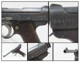 WWII Imperial JAPANESE KOKUBUNJI Type 14 NAMBU Semi-Automatic C&R PistolWorld War II Pacific Theater Sidearm! - 1 of 20