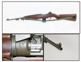 """1945 WORLD WAR II INLAND M1 Carbine .30 Caliber Light Rifle General Motors Manufactured by the """"Inland Division"""" of GENERAL MOTORS - 1 of 20"""