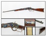STUNNING SPECIAL-ORDER Antique WINCHESTER Model 1873 Lever Action RIFLELETTERED, Chambered In .44-40! Made in 1880 - 1 of 25