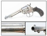 "Antique COLT Model 1877 ""LIGHTNING"" .38 Caliber Double Action Revolver