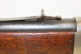 1907 WINCHESTER Takedown Model 1886 LIGHT WEIGHT Lever Action C&R RIFLE .33 Turn of the Century TAKEDOWN RIFLE! - 6 of 21