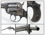 1881 Antique COLT Model 1877 THUNDERER .41 Long Colt Double Action REVOLVER Hartford, Connecticut Made Double Action Revolver Made in 1881