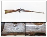 CIVIL WAR Antique JAMES MERRILL 1st Type .54 Caliber Percussion CARBINE Issued to NY, PA, NJ, IN, WI, KY & DE Cavalries!