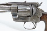 PROTOTYPICAL BISLEY-Like Single Action Revolver Serial No. 3 Custom .265 Large Frame Revolver, Possibly One-of-a-Kind! - 4 of 16