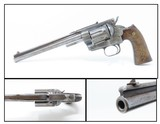 PROTOTYPICAL BISLEY-Like Single Action Revolver Serial No. 3 Custom .265 Large Frame Revolver, Possibly One-of-a-Kind! - 1 of 16