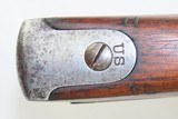 """CIVIL WAR Antique US SPRINGFIELD ARMORY Model 1855 .58 Caliber Rifle-MUSKET Maynard Tape Primed Musket with Lock Dated """"1860""""! - 12 of 24"""