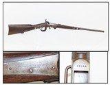 "Antique CIVIL WAR BURNSIDE Model 1864 ""5th Model"" SADDLE RING Carbine Classic PERCUSSION Carbine Made in Providence, RI"