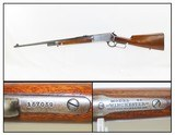 WINCHESTER Takedown Model 1886 LIGHTWEIGHT Lever Action RIFLE .33 WCF C&R 1920 TAKEDOWN RIFLE by Winchester!