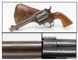 """1930s Belgian """"TEXAS RANGER"""" Double Action .38 COLT SPECIAL C&R RevolverWith Vintage Gun Leather!"""