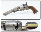 ANTEBELLUM Antique COLT Model 1849 POCKET .31 Caliber PERCUSSION Revolver Fourth Year Production Model Made In 1853!