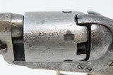 ANTEBELLUM Antique COLT Model 1849 POCKET .31 Caliber PERCUSSION Revolver Fourth Year Production Model Made In 1853! - 6 of 19