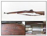 1918 WORLD WAR I WINCHESTER U.S. Model 1917 BOLT ACTION Military Rifle C&R WWI .30-06 Rifle Made in 1918 with LEATHER SLING