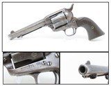 """COLT Single Action Army """"PEACEMAKER"""" Chambered in .41 Long Colt C&R RevolverSCARCE Caliber .41 Colt Revolver Made in 1907!"""