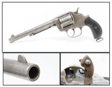 """1902 RAC Inspected COLT .45 Model 1878 """"FRONTIER"""" Double Action Revolver C&R7-1/2 Inch Barrel .45 Colt Revolver from 1902! - 1 of 20"""