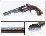 "CIVIL WAR Era Antique SMITH & WESSON No. 2 ""OLD ARMY"" .32 Caliber Revolver Made During the Civil War Era Circa 1863"