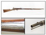 Rare CIVIL WAR Antique GREENE Bolt Action UNDERHAMMER Rifle by WATERS c18601st US BOLT ACTION RIFLE! - 1 of 18
