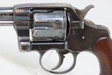 1895 Antique US COLT Model 1894 NEW ARMY .38 Long Colt REVOLVER RAC Inspect Spanish-American War Revolver! - 3 of 19
