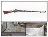 1892 .45-70 GOVT Antique US SPRINGFIELD M1888 Trapdoor w RAMROD BAYONET Possibly One of Many Used in Spanish-American War