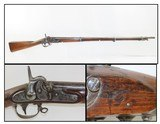 NEW JERSEY Contract US Remington Model 1816/58 MAYNARD Conversion Musket FRANKFORD ARSENAL Updated Musket for Civil War - 1 of 19