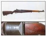"WORLD WAR II Era SPRINGFIELD U.S. M1 GARAND .30-06 Infantry Rifle""The greatest battle implement ever devised""- George Patton - 1 of 19"