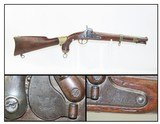 CIVIL WAR Antique US SPRINGFIELD Model 1855 MAYNARD Pistol-Carbine w/ STOCK 1 of ONLY 4,021 Made at SPRINGFIELD for CAVALRY - 1 of 21