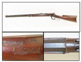 1896 WINCHESTER Model 1892 Lever Action .32-20 WCF REPEATING RIFLE Antique With Some Interesting Period Graffiti!