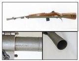 1943 WORLD WAR II UNDERWOOD M1 Carbine .30 Light Rifle M3 Flash Hider WW2 WWII, Korea, Vietnam