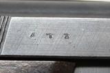 WORLD WAR II Nazi German SPREEWERKE cyq Code P.38 Pistol Bringback WW2 C&R British Proofed, Likely Brit Bringback - 7 of 23