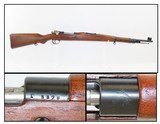Post-World War II YUGOSLAVIAN MILITRY Model 24/47 MAUSER Infantry Rifle C&R With Yugoslav CREST Stamped onto the Receiver
